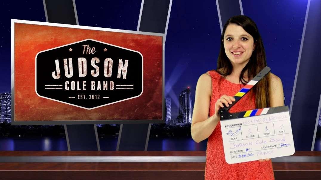 N°24 - S01E24 JUDSON COLE BAND - Les News de Nashville