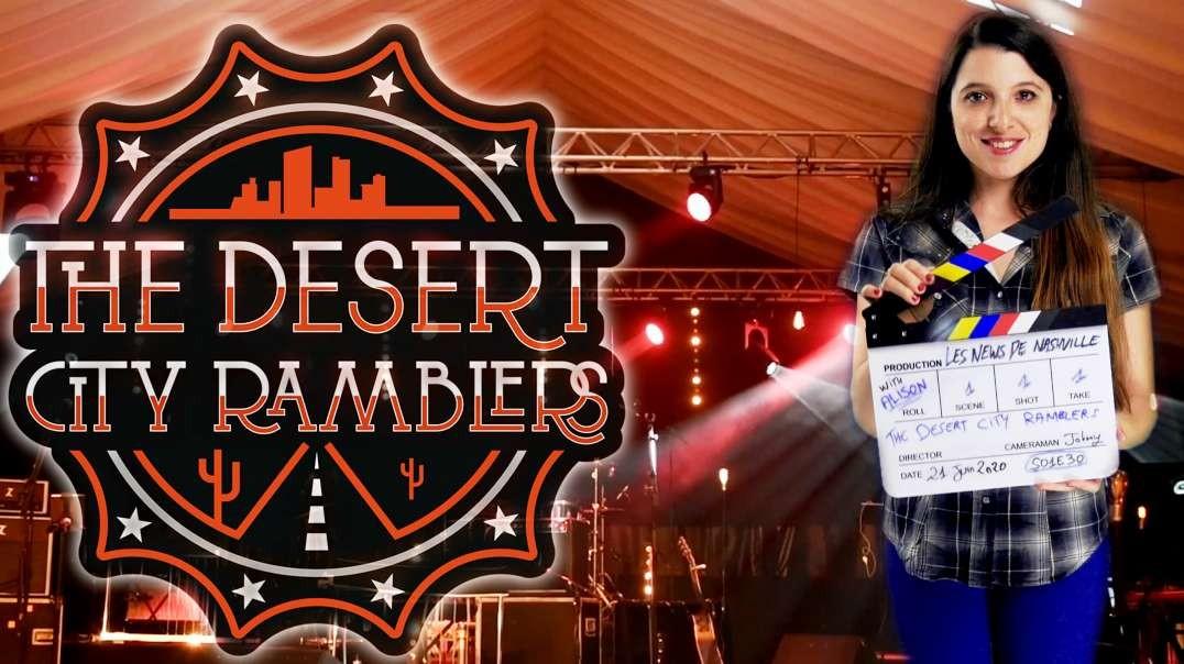 THE DESERT CITY RAMBLERS - Les News de Nashville S01E30