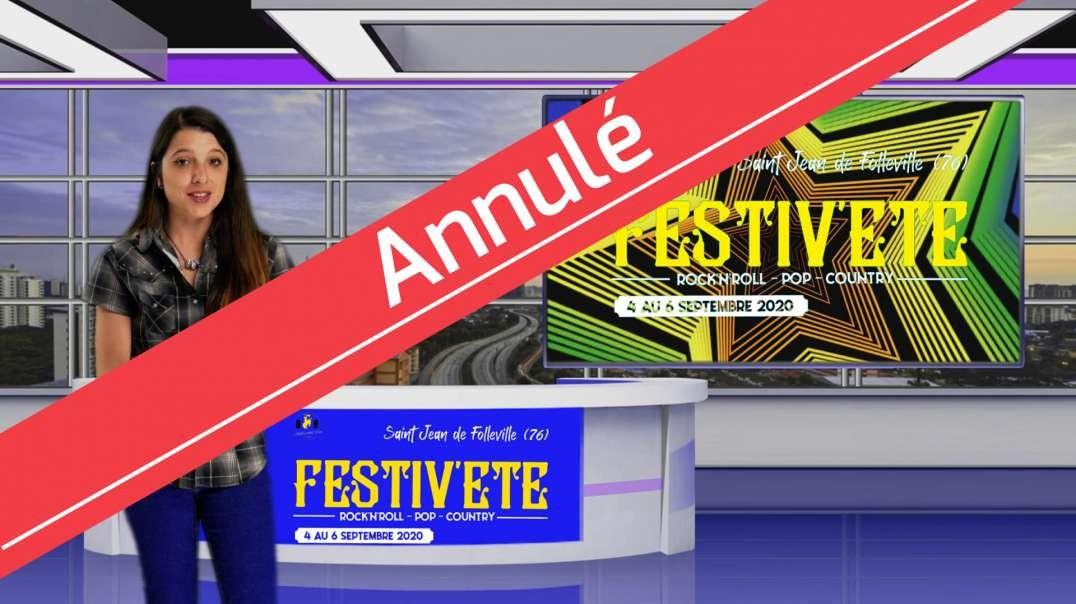 """PUB FESTIV ETE 2020 NORMANDIE - Les News de Nashville """"Promo Séries"""" S01E30B"""