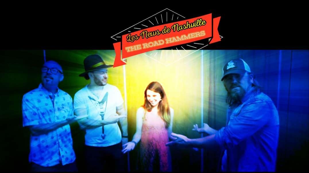 N°02 - S01E02 THE ROAD HAMMERS  - Les News de Nashville Interview