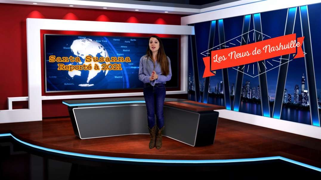 "FESTIVAL DE SANTA SUSANNA 2020 - Les News de Nashville ""Promo Séries"" S01E07"