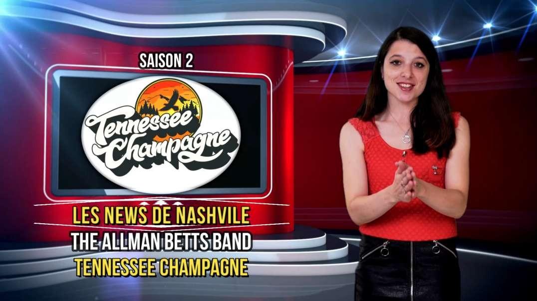 S02E03 Portrait THE ALLMAN BETTS BAND + Tennessee Champagne