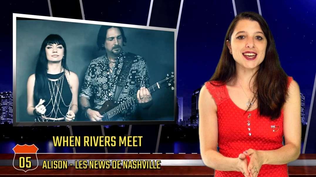 N°40 - S02E05 WHEN RIVERS MEET - Les News de Nashville BCC Rock