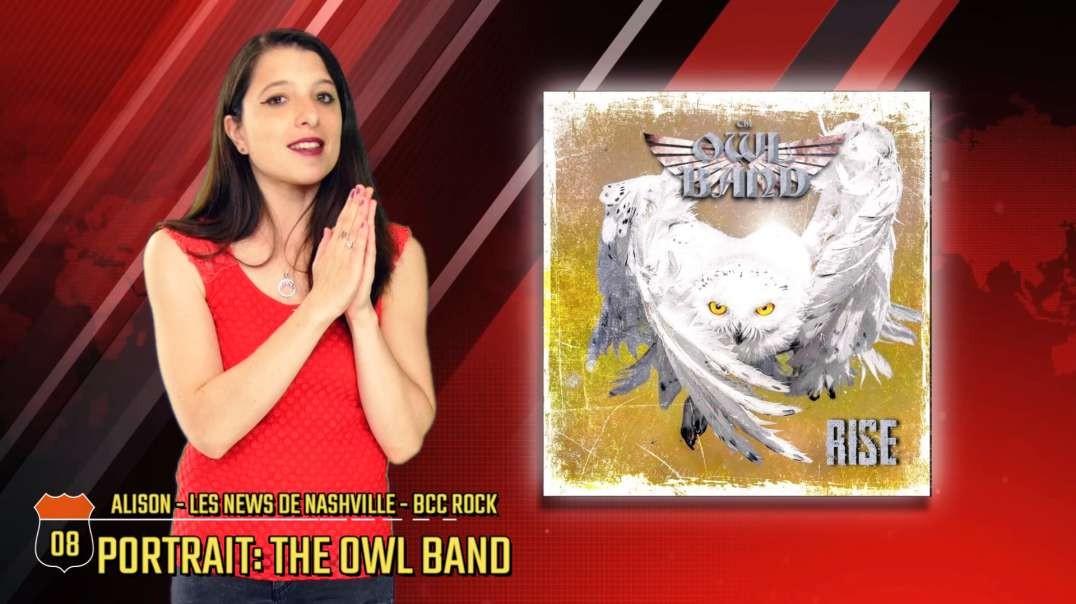 N°43 - S02E08 THE OWL BAND - Les News de Nashville BCC Rock