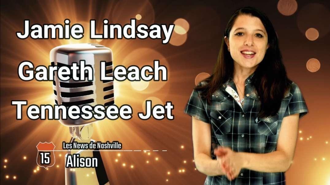 S02E15 Gareth Leach - Jamie Lindsay - Les News de Nashville avec Alison