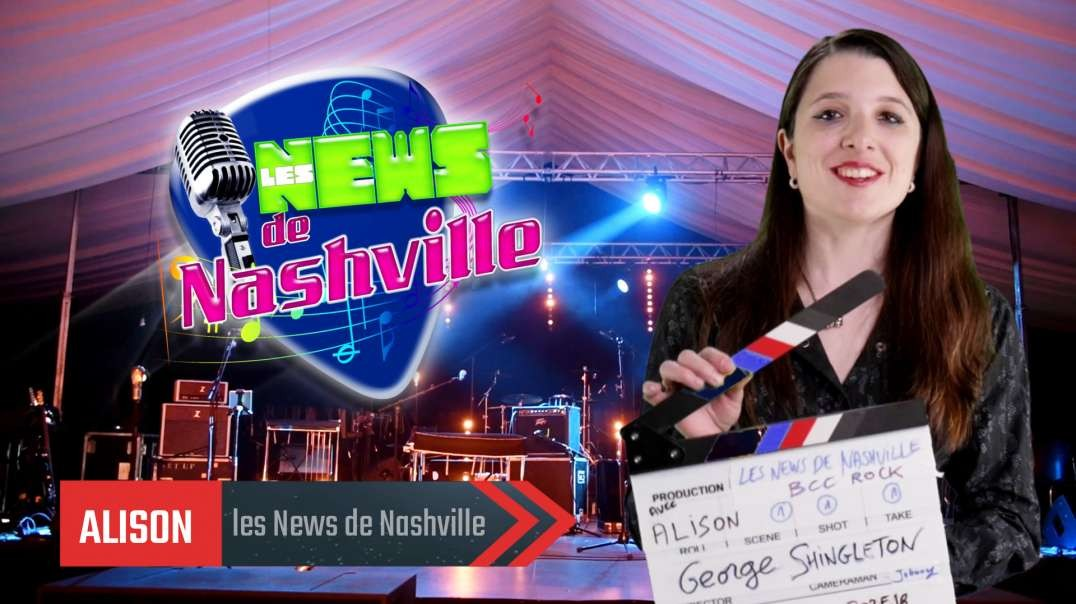 S02E18 Les News de Nashville - George Shingleton