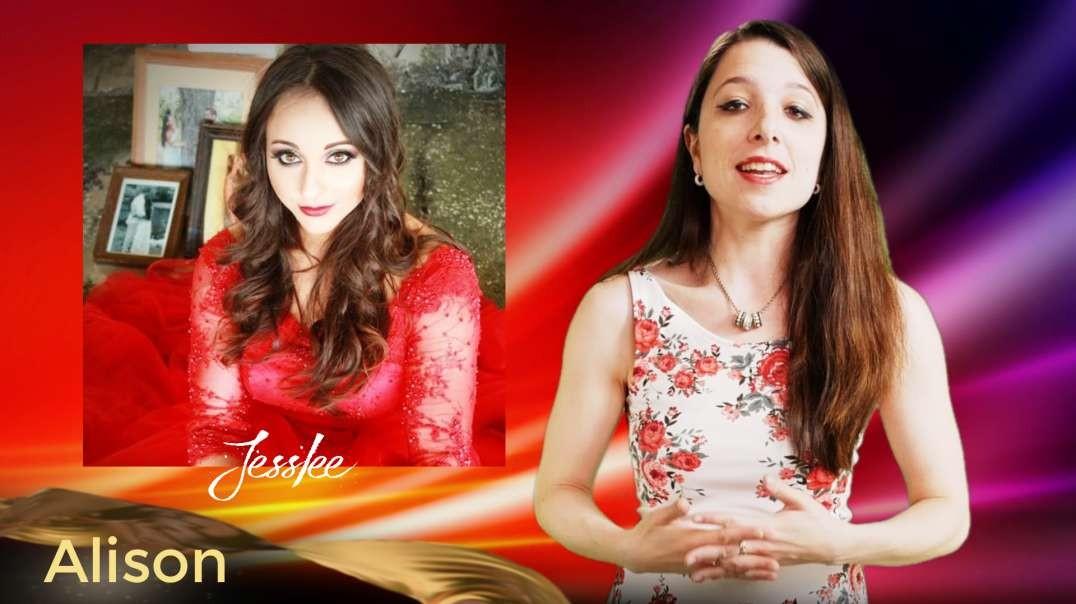 N°57 - S02E22 JESSLEE  (With English Subtitles) présenté par Alison