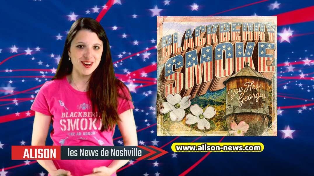 N°58 - S02E23 BLACKBERRY SMOKE (With English Subtitles) - Les News de Nashville BCC Rock
