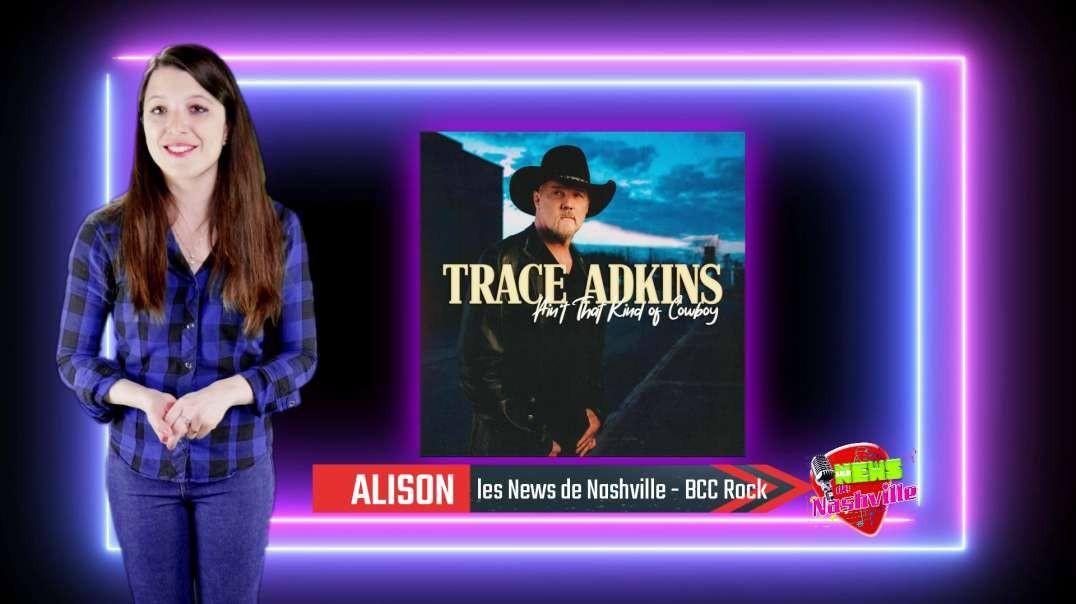 N°61 - S02E26 TRACE ADKINS (With English Subtitles) - Les News de Nashville BCC ROCK