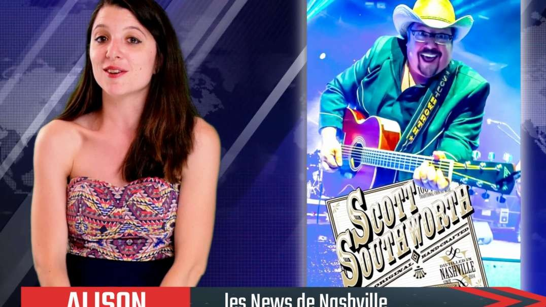 N°33 - S01E33 SCOTT SOUTHWORTH - Les News de Nashville