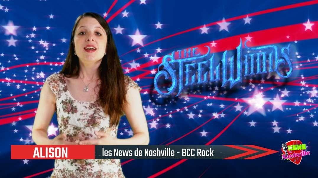 N°62 - S02E27 THE STEEL WOODS  (With English Subtitles) - Les News de Nashville BCC Rock