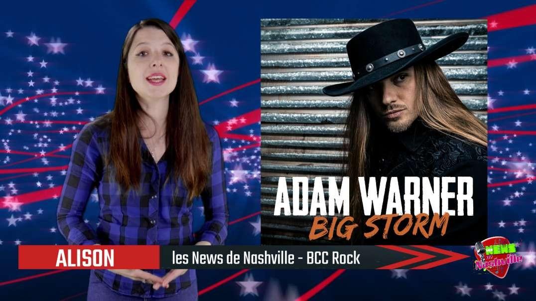N°63 - S02E28 ADAM WARNER Interview (With English Subtitles) - Les News de Nashville BCC Rock