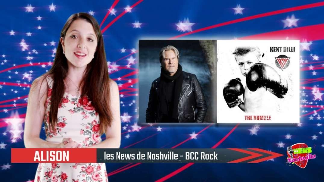 N°67 - S02E32 KENT HILLI (With English Subtitles) - Les News de Nashville - BCC Rock