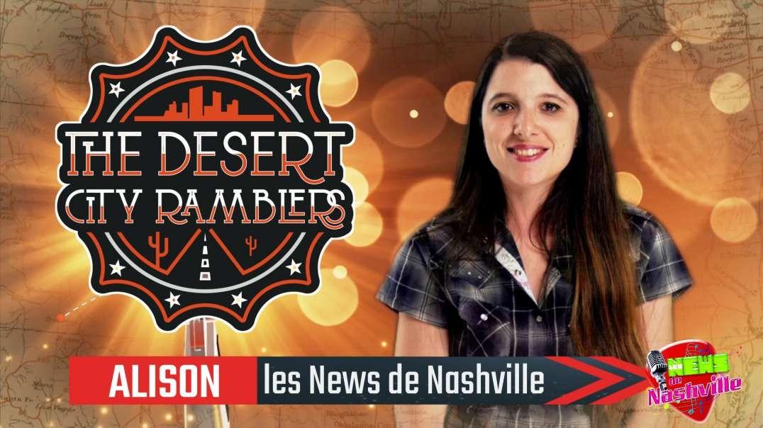 N°30 - S01E30 THE DESERT CITY RAMBLERS (With English Subtitles) - Les News de Nashville