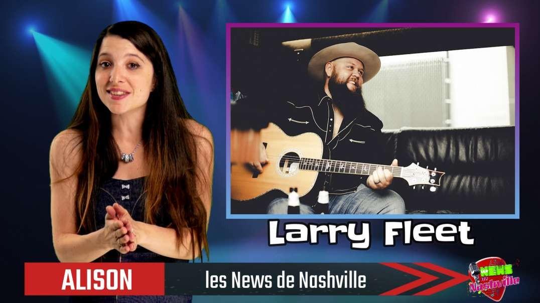 N°32 - LARRY FLEET S01E32 Les News de Nashville
