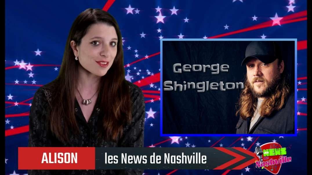 N°56 - S02E21 GEORGE SHINGLETON (With English Subtitles) - Les News de Nashville