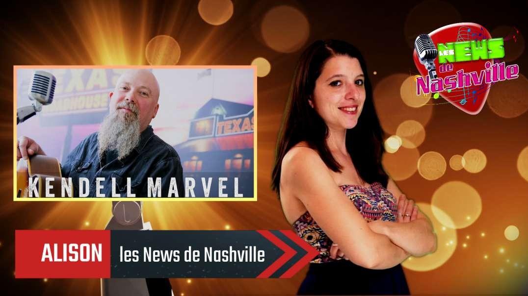 N°27 - S01E27 KENDELL MARVEL - Les News de Nashville