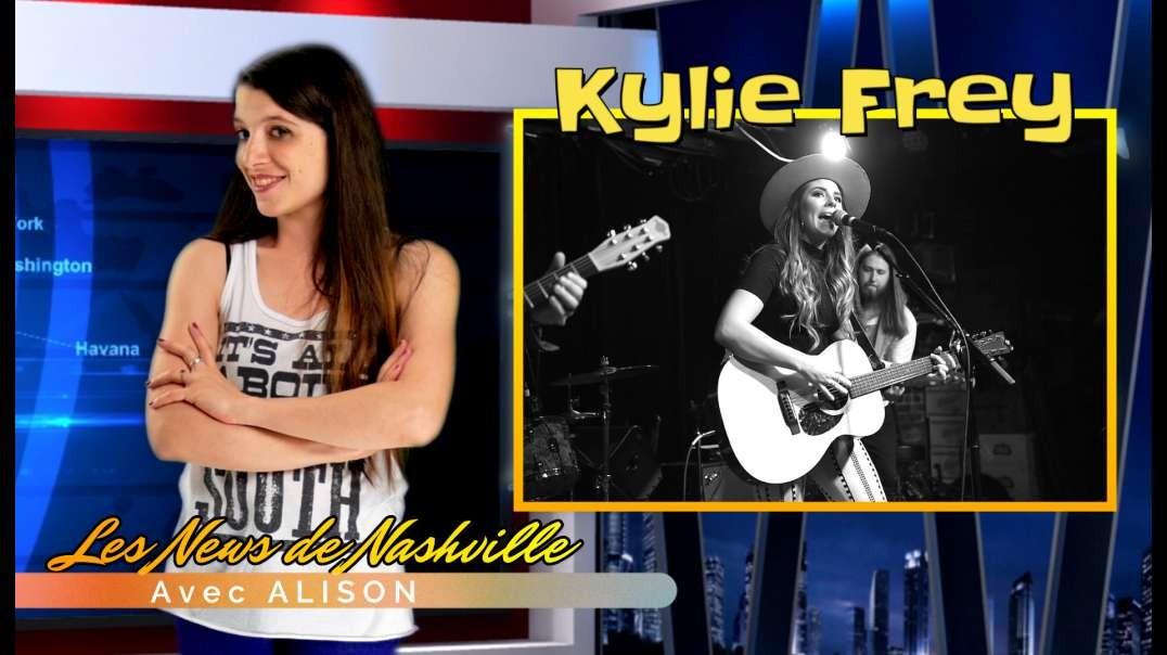N°21 - S01E21 KYLIE FREY - Les News de Nashville