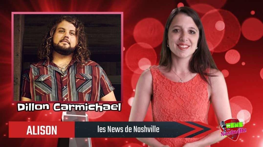 N°69 - S02E34 DILLON CARMICHAEL (With English Subtitles) - Les News de Nashville