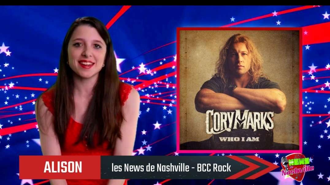 N°55 - S02E20 CORY MARK (With English Subtitles) - Les News de Nashville BCC Rock