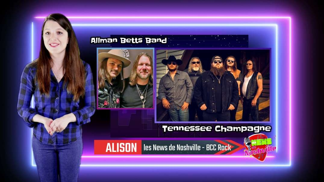 N°38 - S02E03 Portrait THE ALLMAN BETTS BAND + Tennessee Champagne