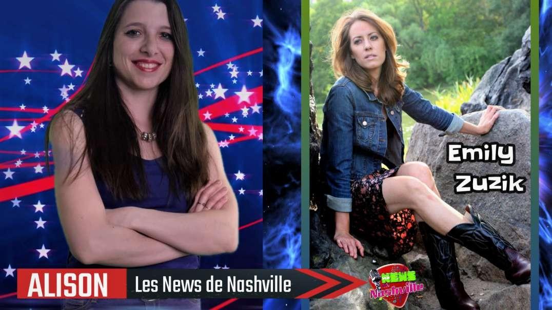 N°36 - S02E01 EMILY ZUZIK + Susan Hickman, Dean Miller, Dallas Moore - Les news de Nashville